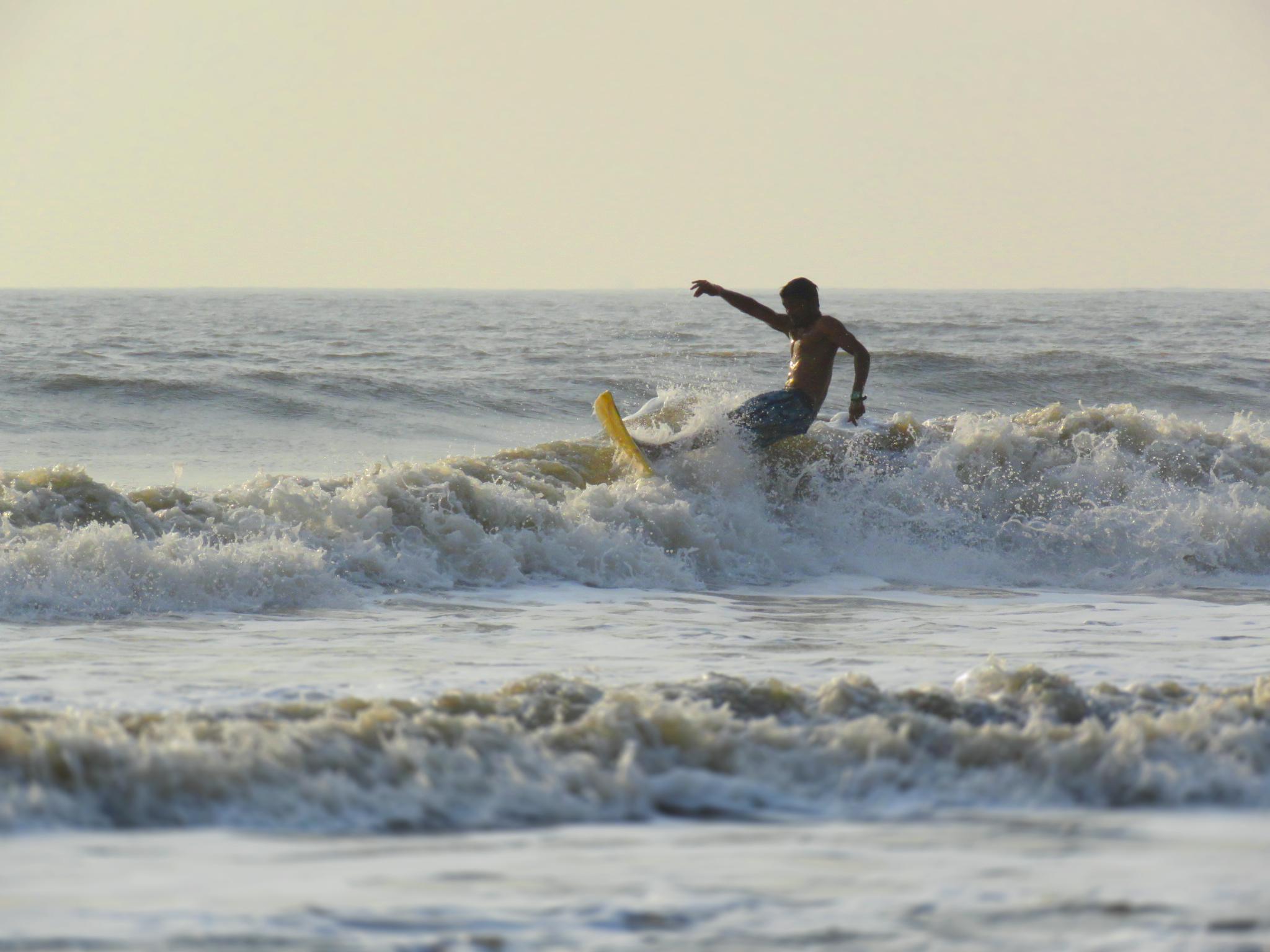 Why do I surf?