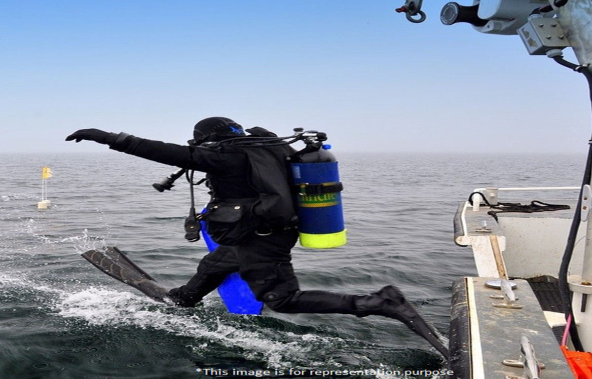 Advanced Open water diver course in Goa - Extreme Sports India