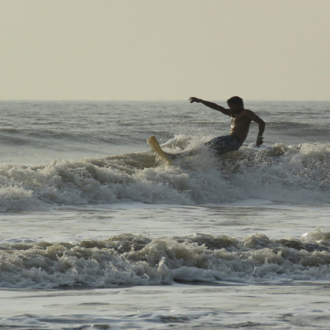 Advanced Surfing lessons Learn surfing near Mumbai