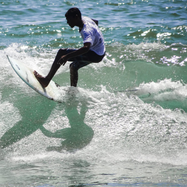 Advanced Surfing lessons near Mangaluru