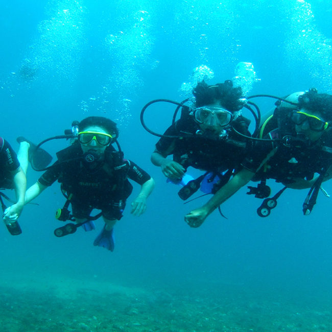 Discover Scuba Diving in Pondicherry