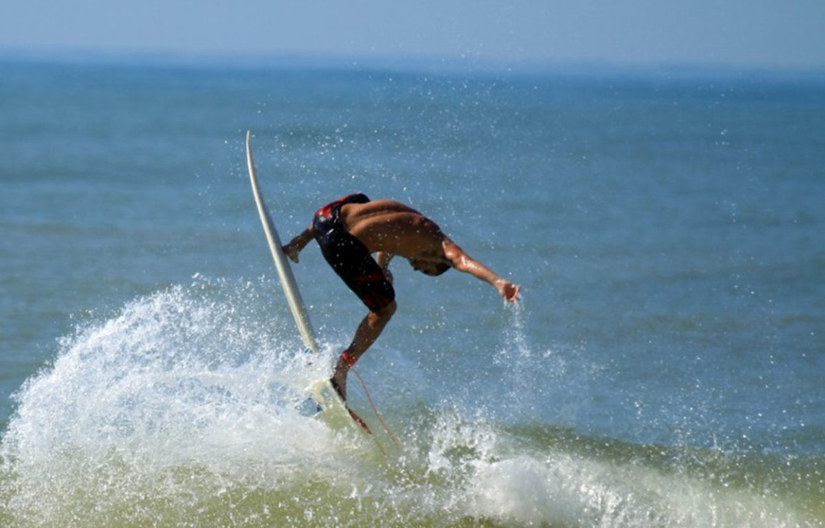 Experience Surfing in Goa
