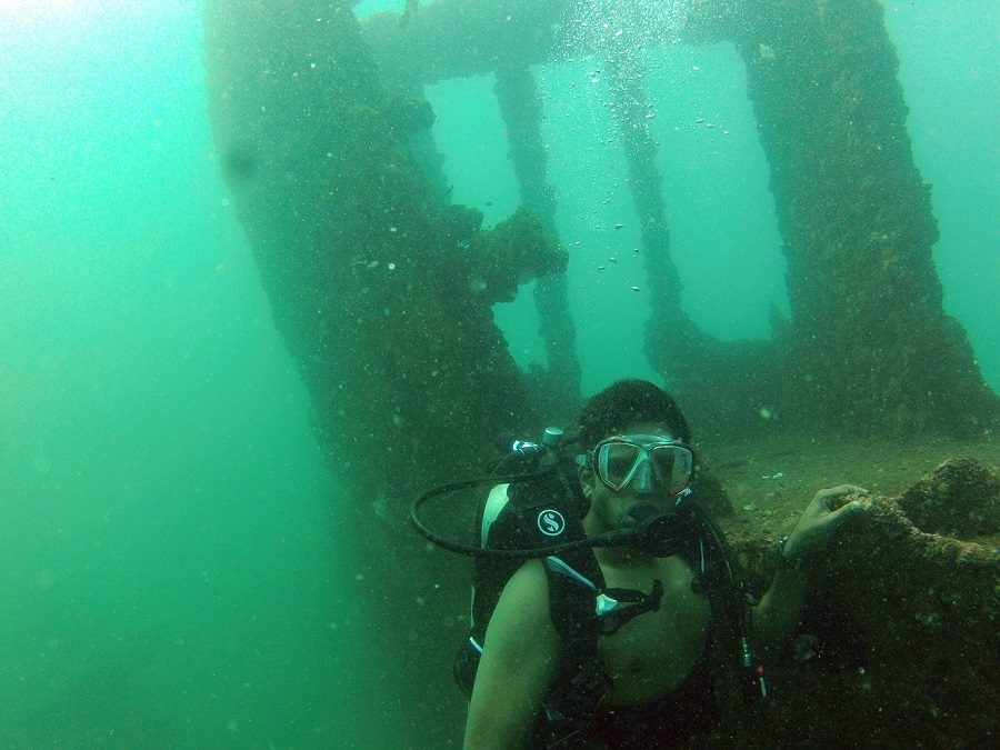 Unique Scuba Diving spots in India