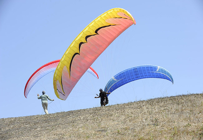 General Tips for Paragliding