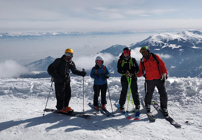 General Tips for Skiing