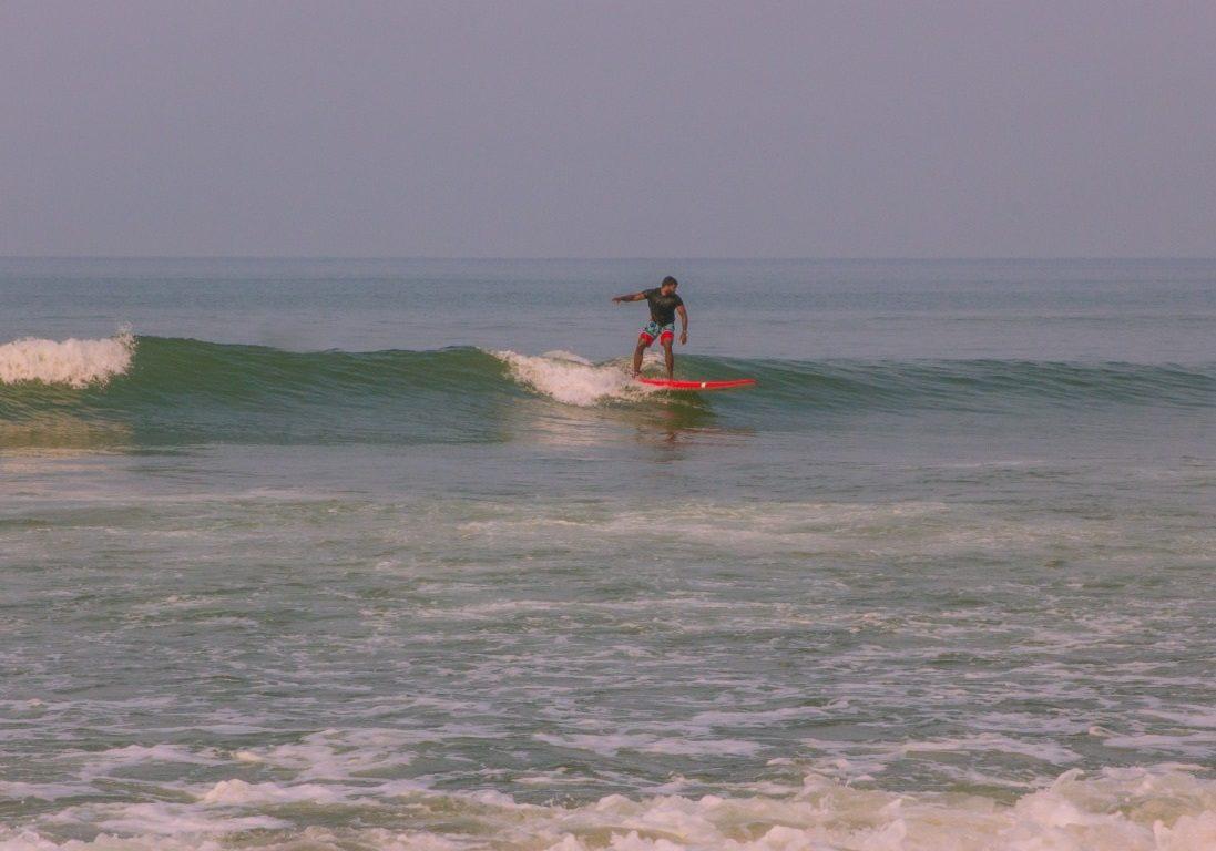 Learn Surfing in Goa