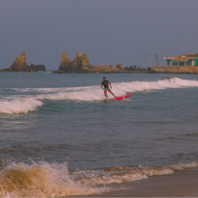 Learn Surfing in Goa
