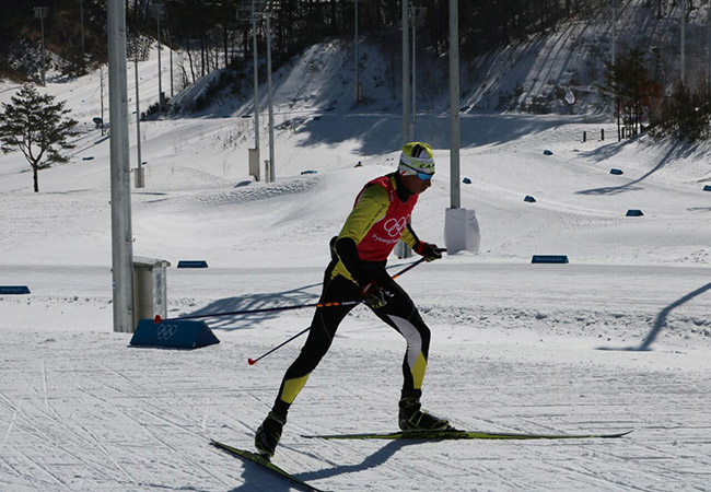 Nordic Skiing as an extreme adventure sport
