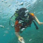 Open water diver course in Pondicherry