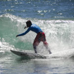Pro-amateur surf lessons in Kovalam
