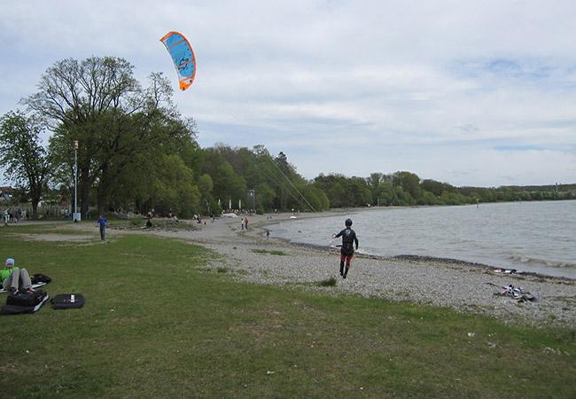 Seasons for Kitesurfing