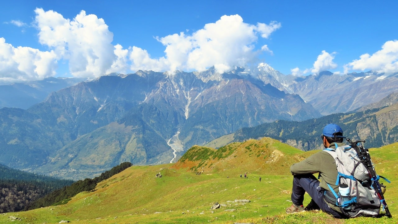 Trekking in Himachal Pradesh | Extreme Sports India