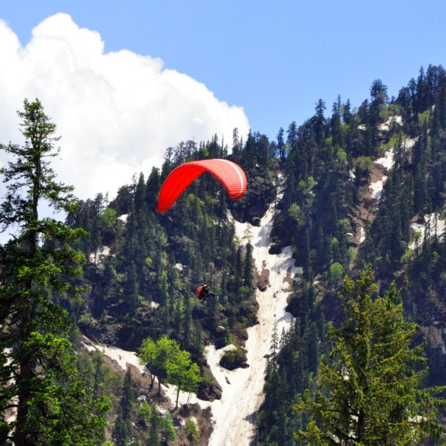 Club level paragliding course at Bir Billing (P3)