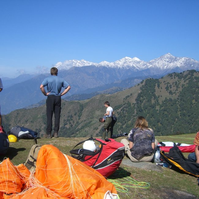 Experience Paragliding in Bir Billing   Extreme Sports in India