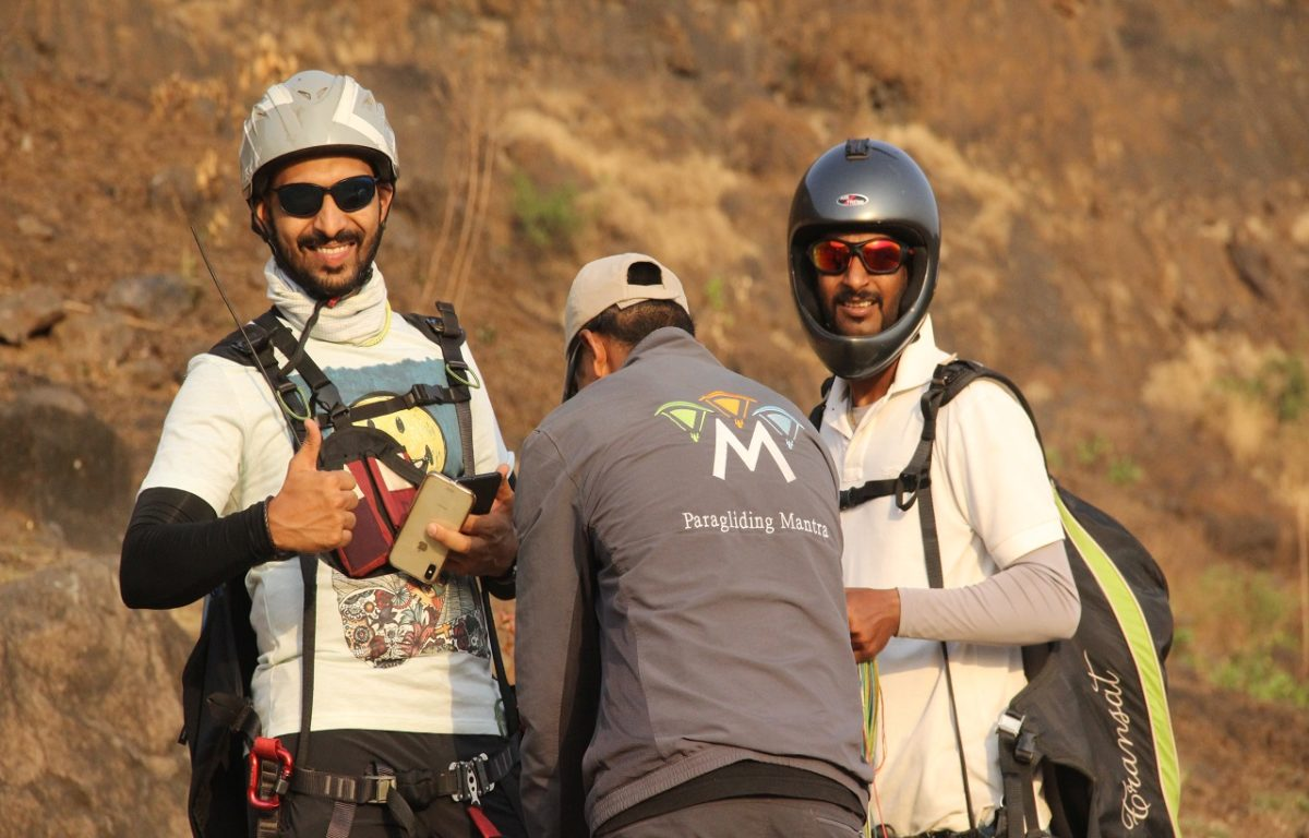 P1 level Paragliding course for beginners