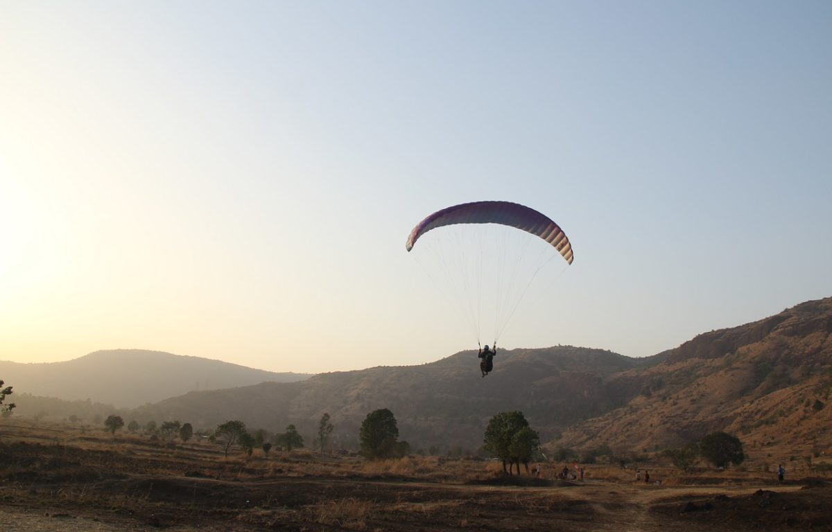 P2 level Paragliding course for becoming a solo paraglider