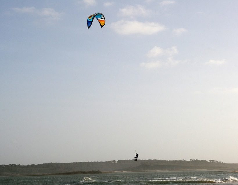 Kite surfing in India | Extreme Sports India