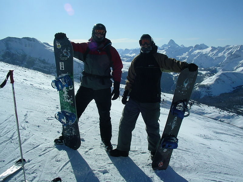 Basic Snowboarding Course for beginners