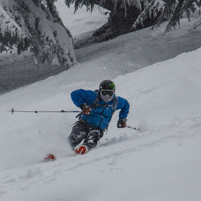 Advanced Skiing Course for beginners in Manali