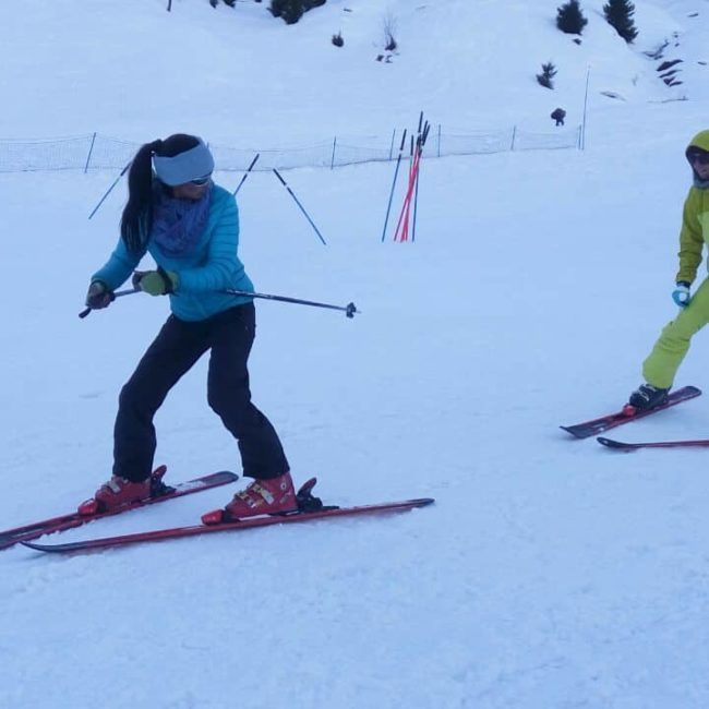 Skiing in Manali | Extreme Sports India
