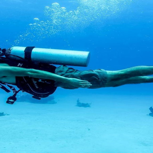 Advanced Open water diver course in Goa