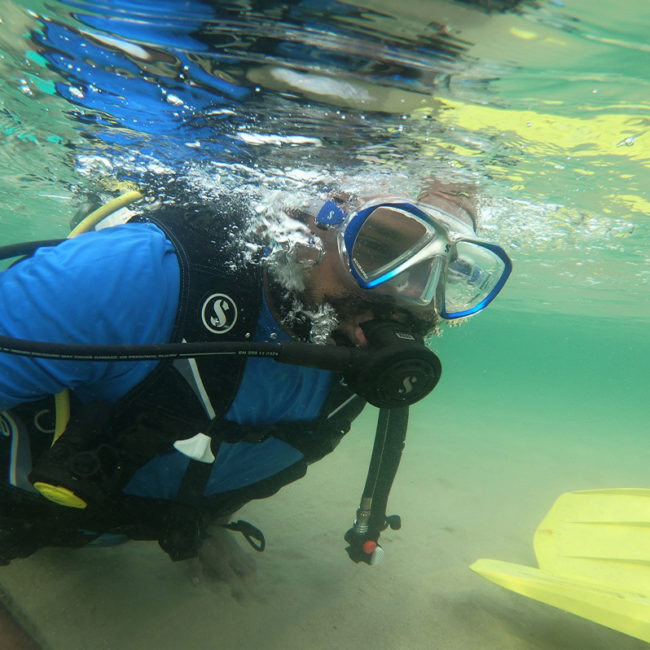 PADI Open Water Scuba Diver Course in Rameswaram