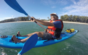Learn Kayaking (Coastal)|Basic Kayaker course