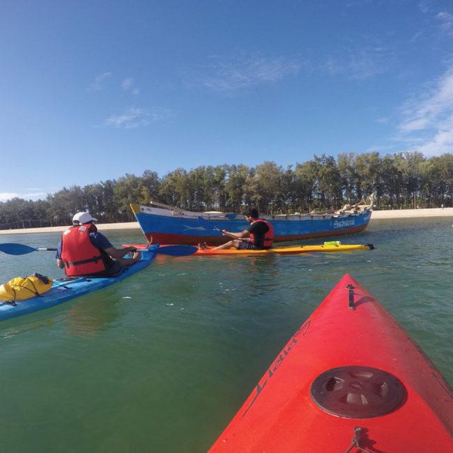 Discover Kayaking in Rameswaram