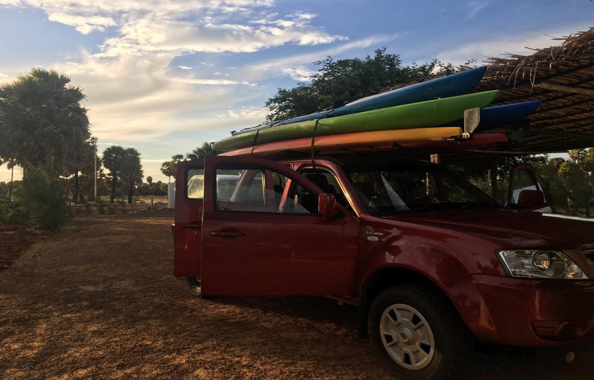 Learn Kayaking (Coastal) Basic Kayaker course