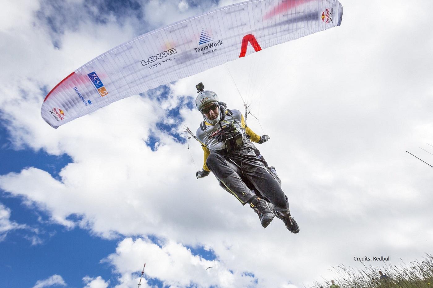 Christian Maurer Paragliding