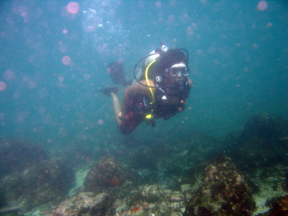 Scuba diving in Netrani | Extreme Sports in India