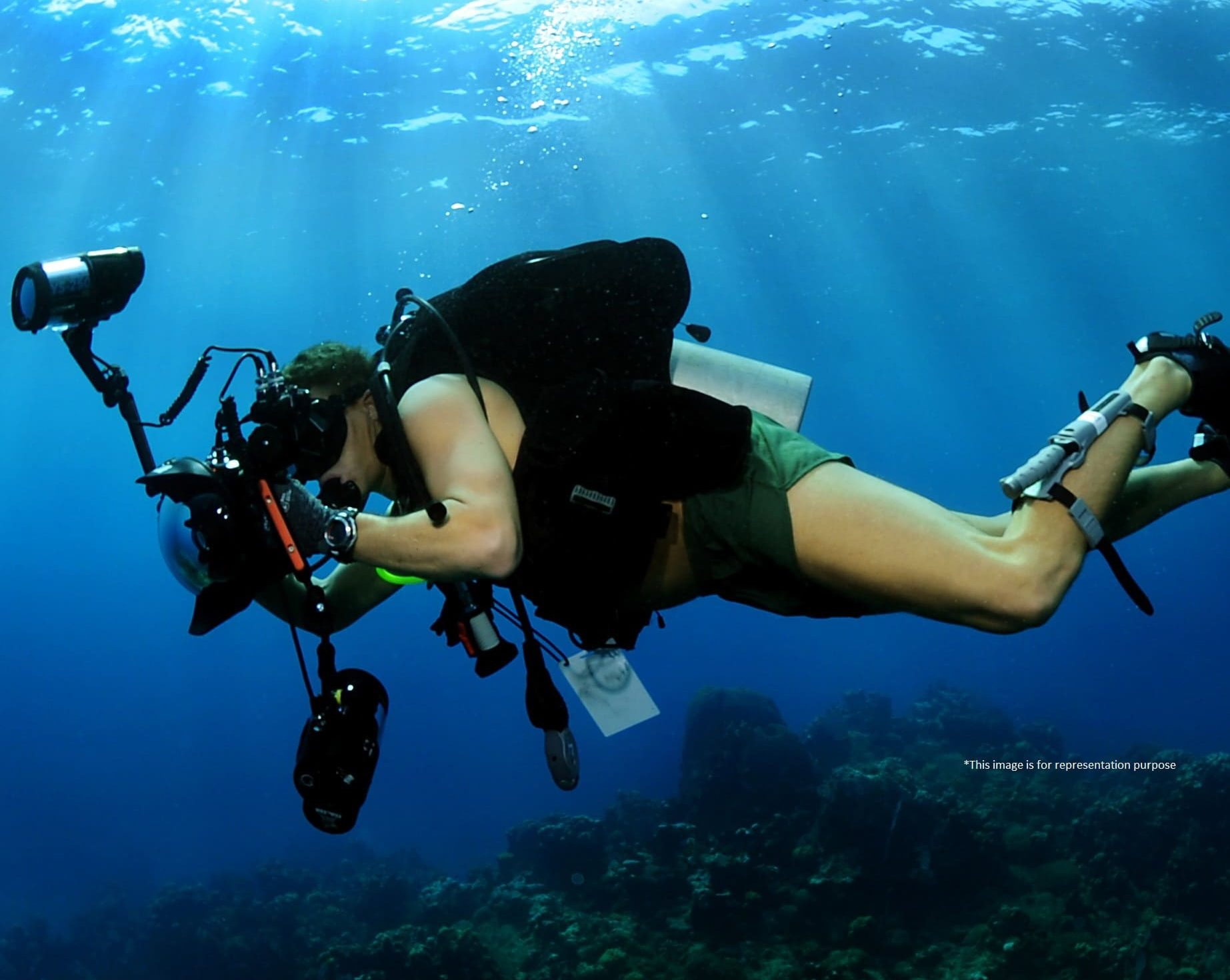Scuba Diving Certifications | Extreme Sports India`